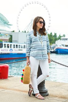 casual-summer-pregnancy-style