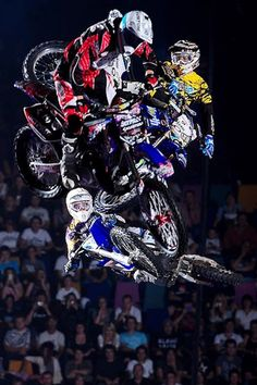 Nitro Circus....;) Those are some nice WHIPz there