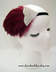 Image result for burlesque headpieces