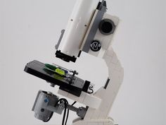 Collecting votes now on Lego Ideas is a fully functional microscope -- constructed entirely out of Lego bricks.