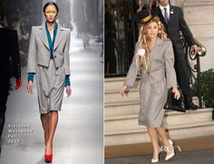 Lady Gaga In Vivienne Westwood – Out In London