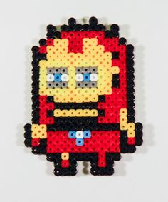 Minion Marvels Avengers Iron Man Hulk Captain by CrackBrainCrafts