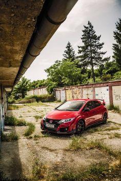 2015 Honda Civic Type R European Dynamic Launch 59