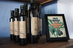 Aceite de oliva virgen extra de Vall de la Gallinera