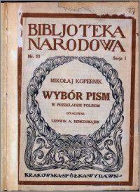 Wybór pism w przekładzie polskim