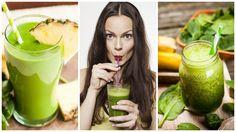 Los batidos verdes son un gran complemento para desintoxicar el cuerpo y promover la pérdida de peso. Te compartimos 5 recetas saludables.