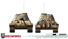 Pz.BfWg VI Ausf.B Tiger 2 (Sd.Kfz.268)