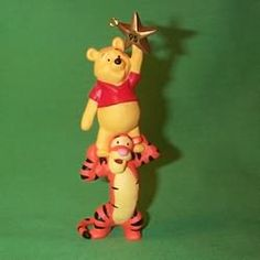 1995 Winnie The Pooh With Tigger