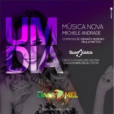 UM DIA (Música Nova) Limão com Mel  http://www.suamusica.com.br/?cd=382692