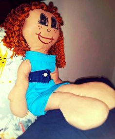 Home made doll