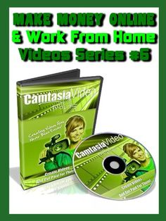 Make Money Online & Work from Home (Video Series #6) $37.95