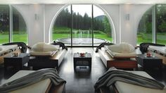 ESPA Ritz Carlton Powerscourt Hotel - Ireland