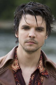 he is just so hot, i had to put him on this board again, Andrew Lee Potts as The Mad Hatter from SyFy's Alice