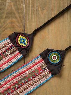 Belts Textile Belts - Free People.