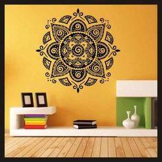 vinilos decorativos hindues mandalas ganesha budismo fatima