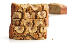 Healthy 5-Ingredient Flourless Banana Bread