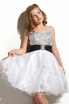 ab4cbf9dd 2016 Halter Style Flower Girl Dress Little Girl Dress Flower Little Girl  Pageant Wedding Dress W12. Pretty Prom DressesHomecoming DressesBaby ...