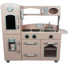 Teamson Design Wooden Play Kitchen