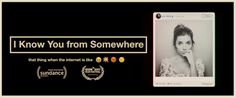 I Know You from Somewhere by andrew fitzgerald
