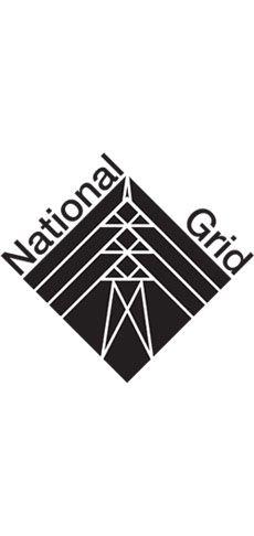 National Grid branding by pentagram Type Design, Logo Design, Graphic Design, Grid Design, Visual Identity, Brand Identity, Branding, National Grid, Architecture Logo
