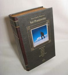 How to make a secret book box from a real book... really want one but shudder to maim a book, even one I don't like...