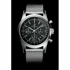 http://www.horloger-paris.com/fr/2771-breitling   Breitling Transocean Chronographe Acier La montre automatique Breitling Transocean Chronographeprésente une très belle ligne, avec son boîtier en acier fin inoxydab...