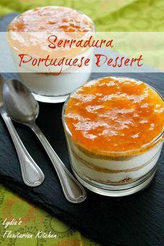 Serradura: An Easy Portuguese Dessert - Lydia's Flexitarian Kitchen