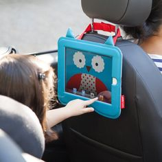 Skip Hop Zoo Tablet Cover, Owl: Baby
