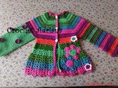 Resultado de imagen para ropa de bebe a crochet