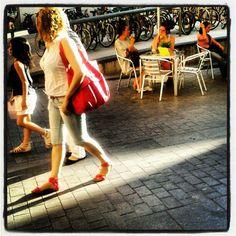 Walking on the Light http://instagr.am/p/MPby_vR8Jh/