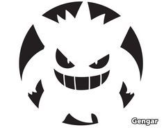 Pokémon pumpkin stencils ⊟ You don't just have to use these for jack-o'-lanterns. Anything you'd like to put a Pikachu, or Gengar, or Pumpkaboo on, the Pokémon website can help. It's weirdly meta to put a Pumpkaboo on a pumpkin, right? Pumpkin Template, Pumpkin Carving Templates, Pumpkin Printable, Retro Halloween, Halloween Stuff, Halloween Labels, Healthy Halloween, Spooky Halloween, Halloween Crafts