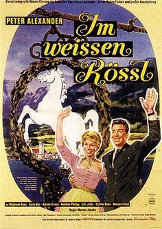 Poster zum Film: Im weissen Rössel. 1960