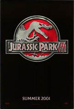 jurassic park 3 movie poster