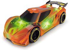Köp Dickie Toys Racing Bil, Orange på Jollyroom.se - Alltid fri frakt över 1 000 kr - Prisgaranti - 365 dagars öppet köp Dickie Toys, Baby Jogger, Lego, Orange, Racing, Running, Auto Racing, Legos