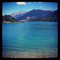 il lago di Barrea http://www.weekendagogo.it/ #abruzzo #barrea #lago