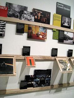 further from part here are the remaining highlights of the festival - Design Less Ordinary at the Brick Lane Gallery This architectonic blind/partition by Rikako Iwamoto looks great. Info Board, Inspiration Wall, Interior Inspiration, Photo Expo, Trophy Display, Photo Exhibit, London Design Festival, Exhibition Stand Design, Gardenias