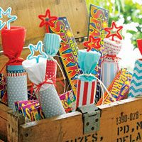 July 4th Crafts from Taste of Home