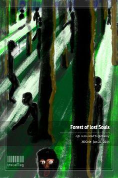 Wald der verlorenen Seelen