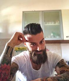 Long Beard Styles, Hair And Beard Styles, Hair Styles, Great Beards, Awesome Beards, Epic Beard, Men Beard, Beard Head, Beard No Mustache