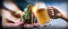 Alcohol Industry Finally Addresses The Possible Effects Of Legal Weed via @greenrushdaily