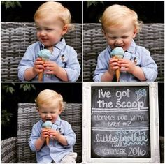 Baby Number 2 Announcement, Baby Gender Announcements, Big Brother Announcement, Gender Reveal Announcement, It's A Boy Announcement, Sibling Pregnancy Announcements, Sibling Gender Reveal, Gender Reveal Pictures, Baby Boy Photography