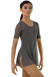 Tunic Side-Slit Overdress