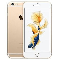 Apple iPhone 6s Plus 128GB Unlocked GSM 4G LTE Smartphone w/12MP Camera - Gold (Certified Refurbished) ** Be sure to check out this awesome product.