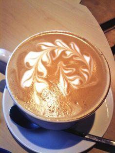 . Latte, Coffee, Drinks, Food, Kaffee, Drinking, Drink, Meals, Coffee Art