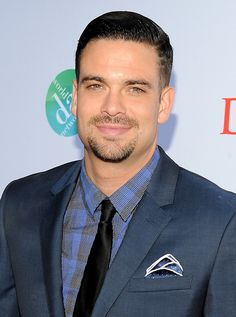 Mark Salling on the red carpet at the Dizzy Feet Foundation's Celebration of Dance Gala (July 2014 Mark Salling, Glee Club, Something Special, Beautiful People, Foundation, It Cast, Husband, Virat Kohli, Dance