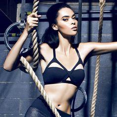 Hot sportsbra... Empress Bra (Black) - NEW Spring 2013