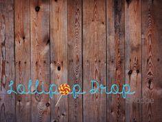 Rustic Country Boards #lollipopdropshoppe #backdrops #floordrops