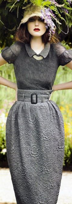 ♥ Grey skirt