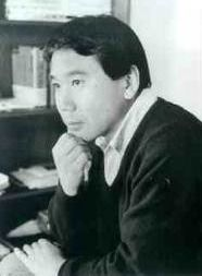 """Haruki Murakami. Magical realist. """"If you only read the books that everyone else is reading, you can only think what everyone else is thinking."""""""