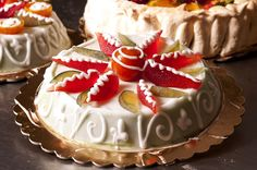 Traditional Italian Cassata Siciliana | Enjoy this authentic Italian recipe from our kitchen to yours. Buon Appetito!